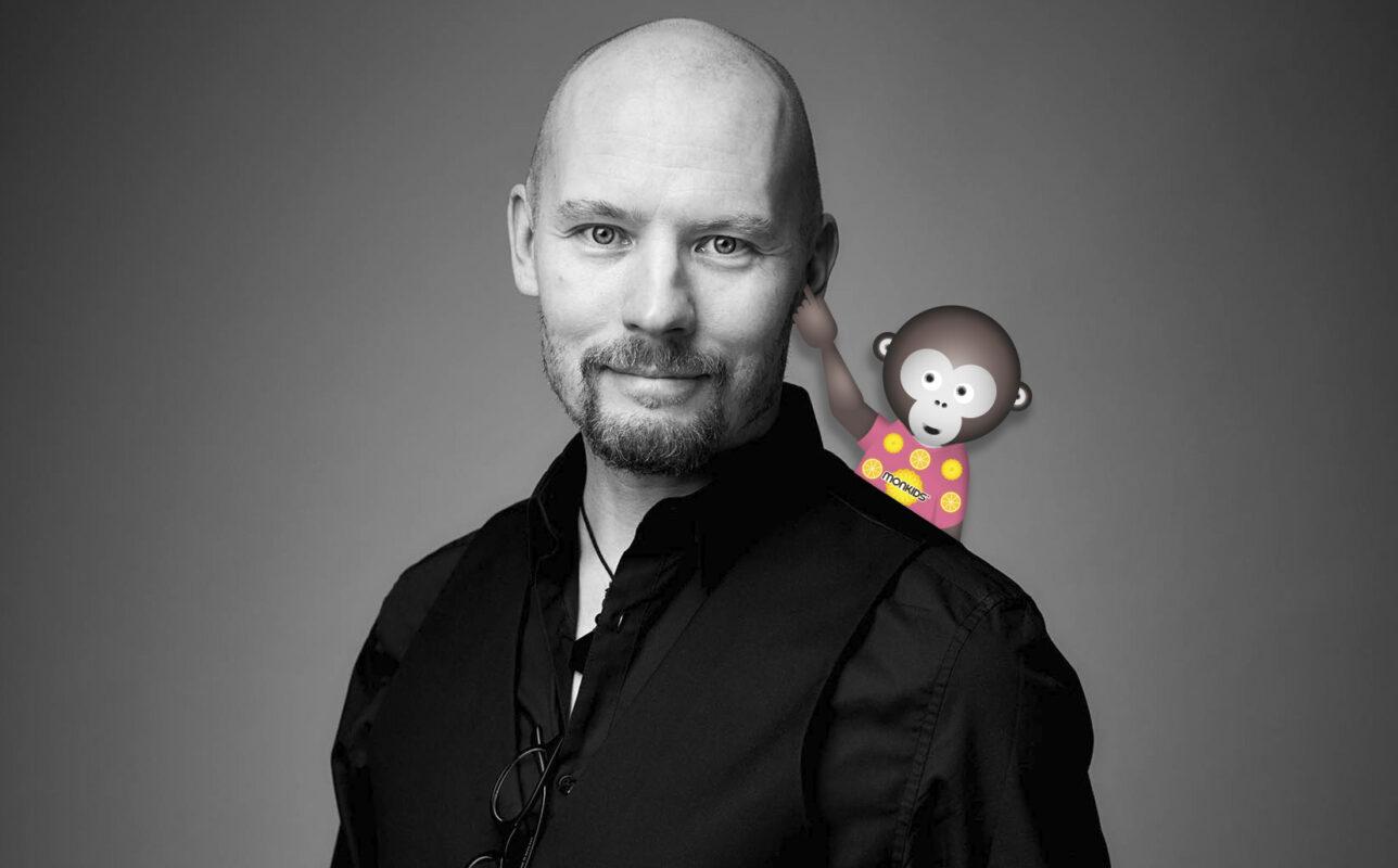 Peter Mäkelä Monkids designer